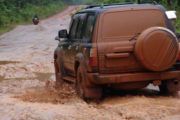 Kampoul Adventure Tour