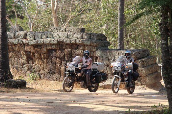 Red Raid Motorcycle Tours