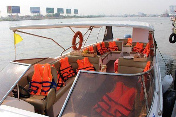 Saigon River Tour