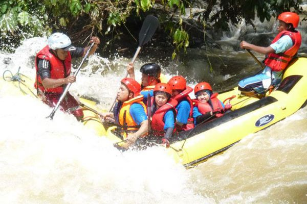 Xventure Enterprise Whitewater Rafting Tour