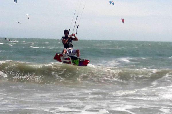 Windchimes Kiteboarding School