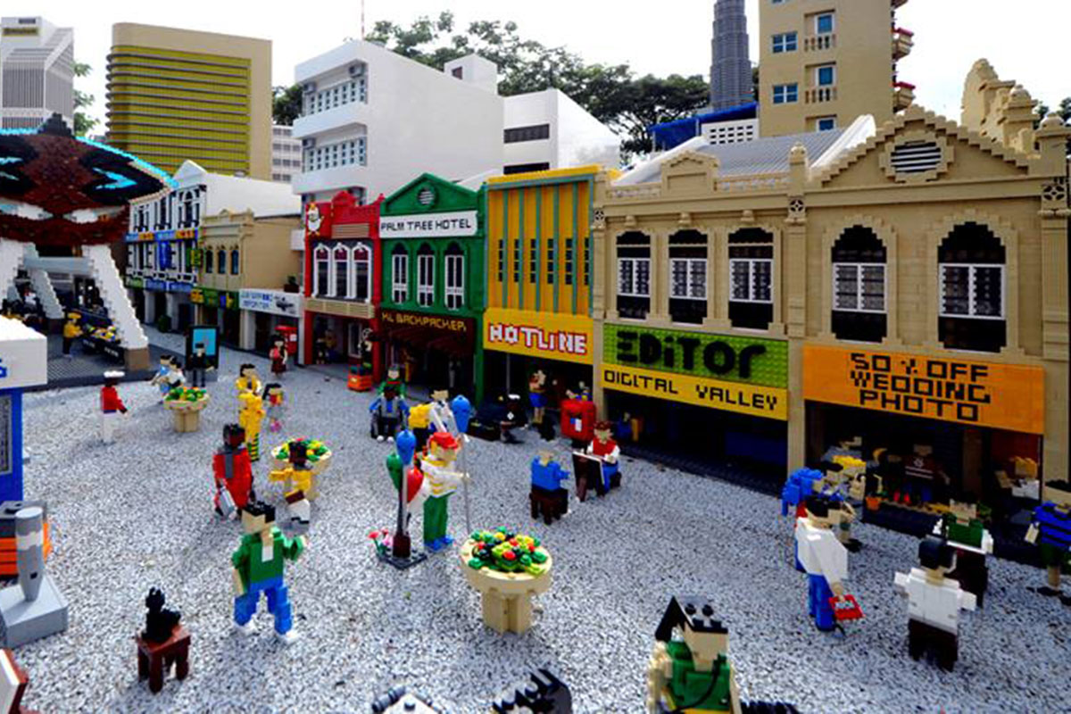 Legoland : Malaysia Travel Attractions @ South East Asia