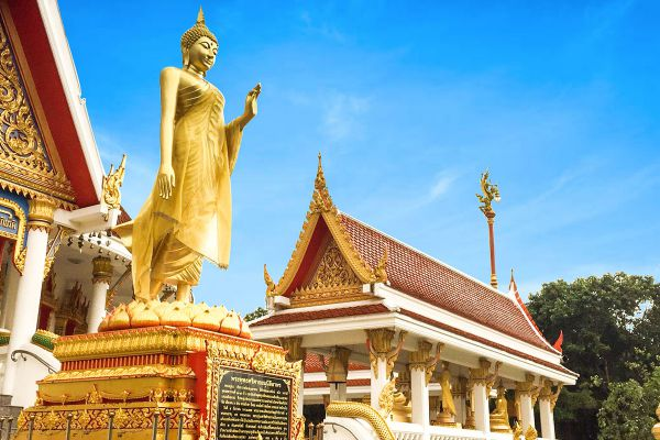 Wat Pathumtharam Temple