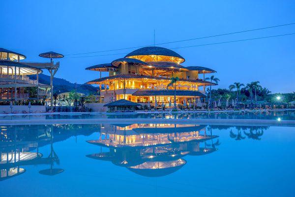 Blue Tree Theme Park