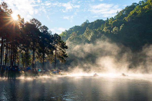Pang Oung Lake