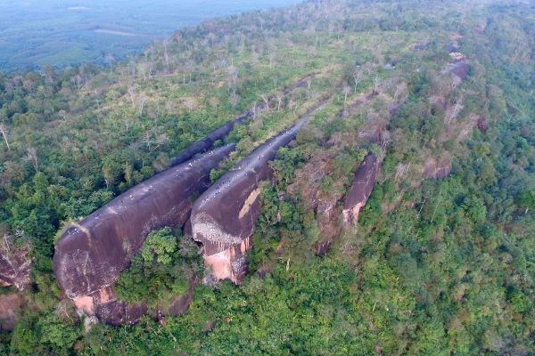 Three Whales Rock