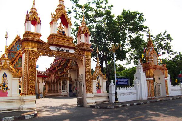 Wat Okat Si Bua Ban
