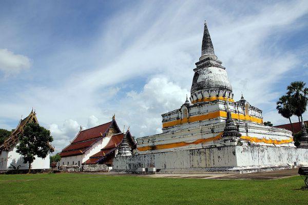 Wat Phra Borom That Thung Yang
