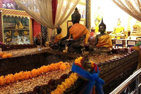 Wat Phra Thaen Si La At