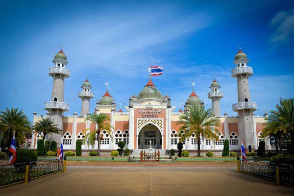 Central Mosque Pattani