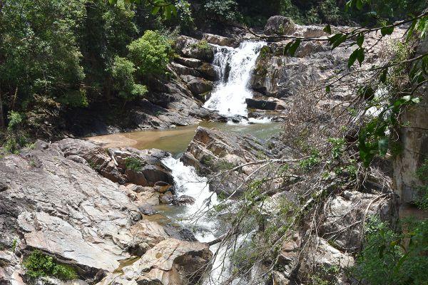 Krung Ching Waterfall