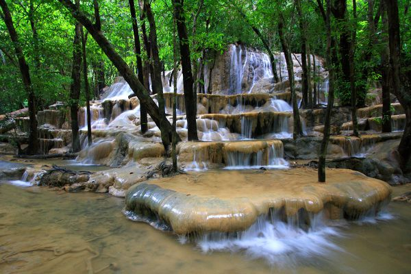 Wang Sai Thong Waterfall