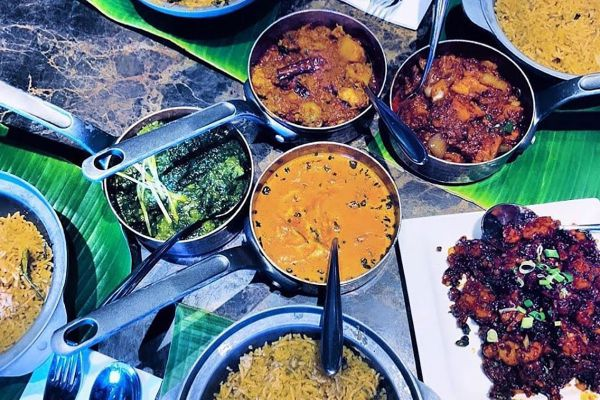 7 Spice Indian Cuisine Restaurant