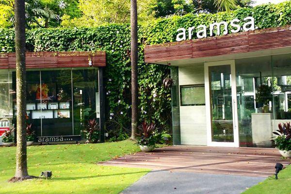 Aramsa Garden Spa