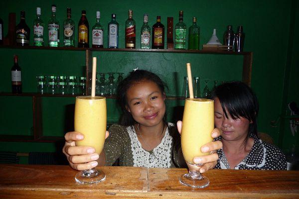 Bamboo Lounge Training Restaurant