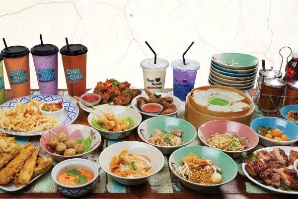 Boat Noodle Restaurant Kota Bharu