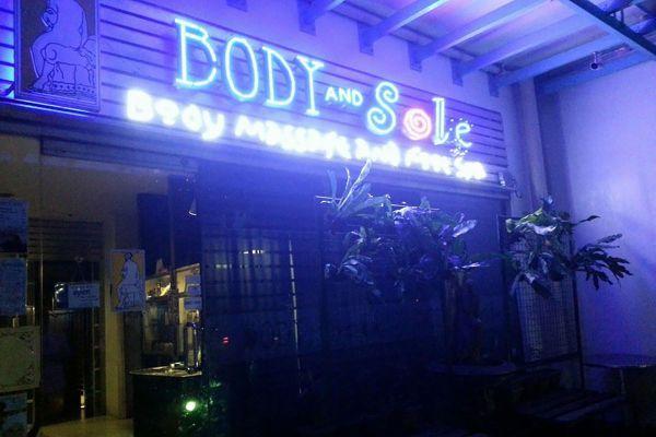 Body & Sole Spa