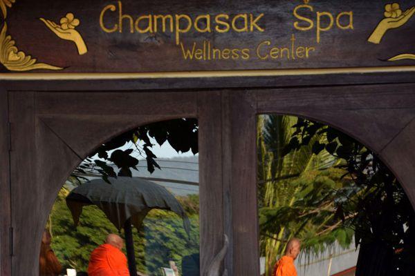 Champasak Spa Wellness Center