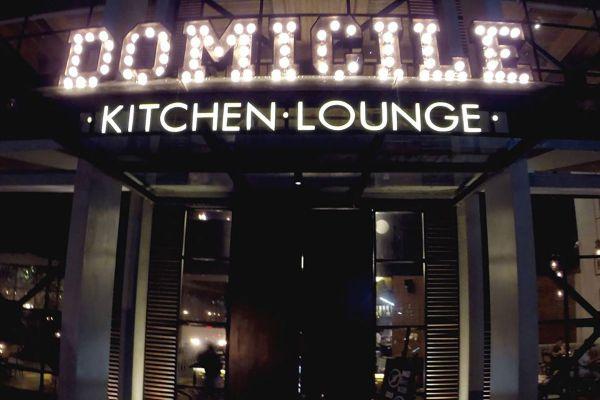 Domicile Kitchen Lounge