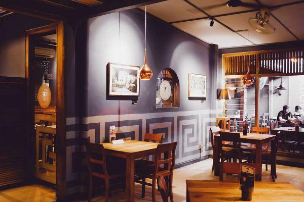 Mediterranea Restaurant by Kamil