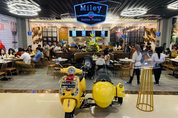 Miley Italian Fusion Bistro