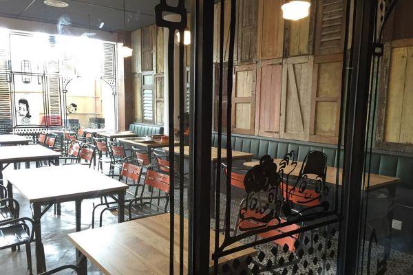 Sedap Corner Restaurant