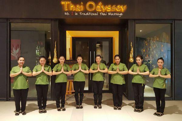 Thai Odyssey Spa