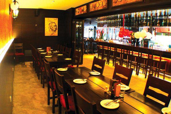 Tribus Restaurant