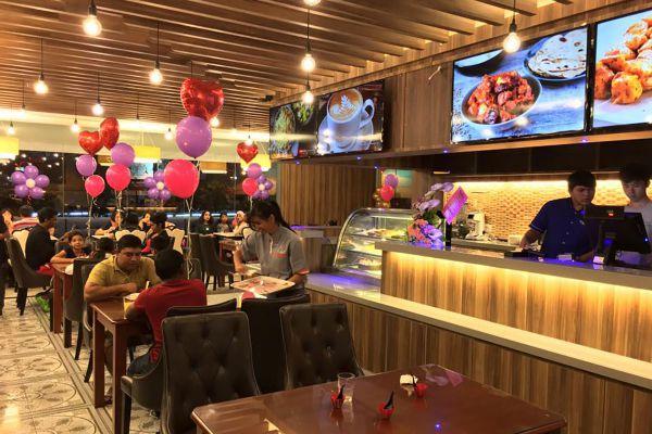 Villa Nine Spice Restaurant