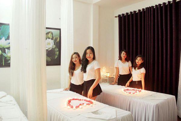 Lotus Spa Massage