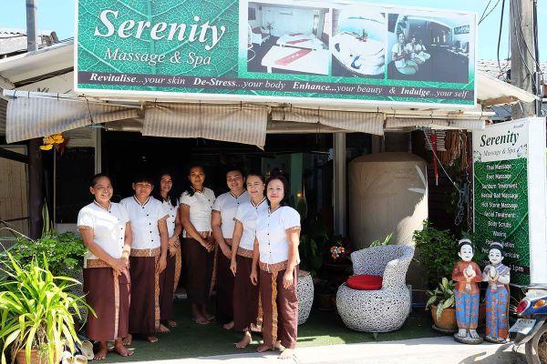 Serenity Massage & Spa