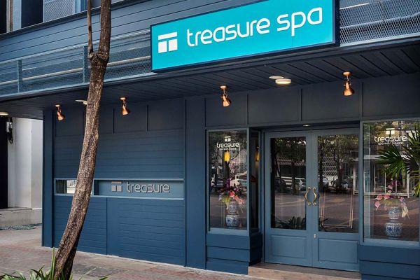 Treasure Spa Siam Square