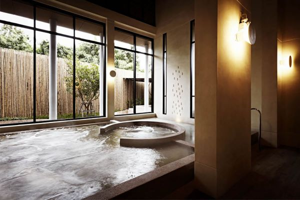 Yunomori Onsen & Spa Pattaya