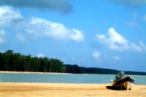 Ao Manao - Khao Tanyong National Park