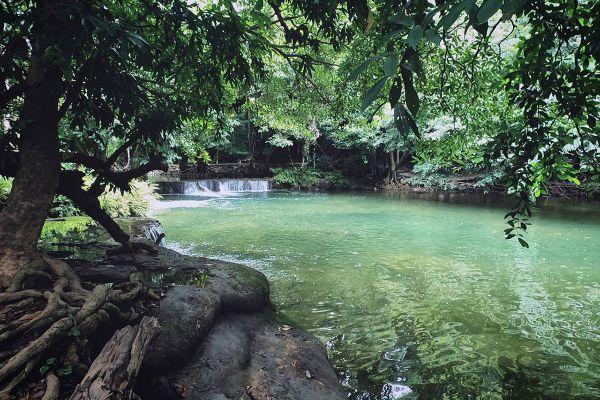 Chet Sao Noi Waterfall National Park