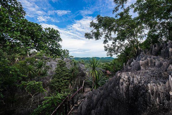 Doi Pha Klong National Park