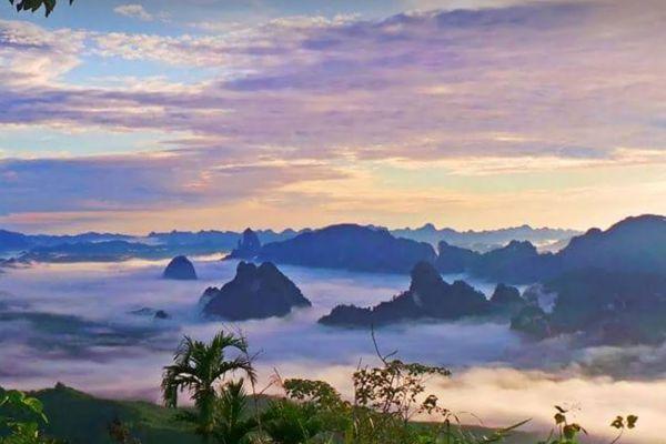 Doi Tapang Viewpoint