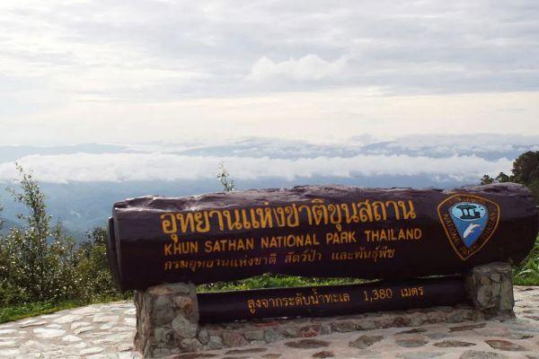 Khun Sathan National Park