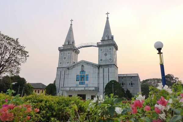 Saint Anna Nong Saeng Catholic Church