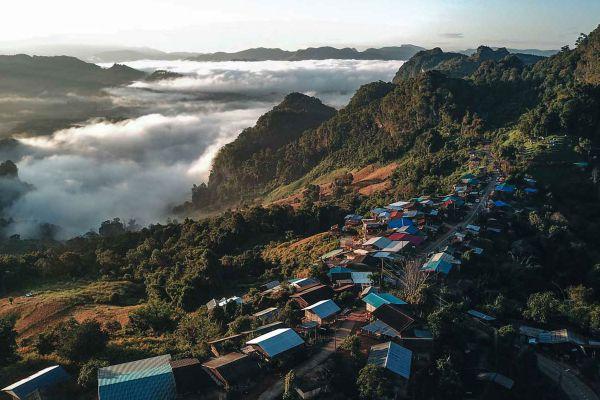 Ban Jabo Village