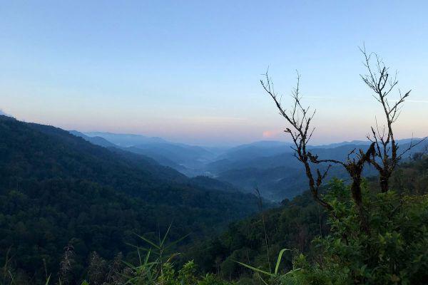 Chong Yen Campsite Viewpoint