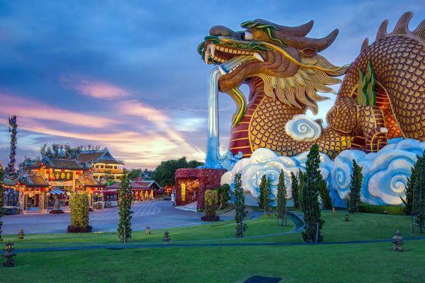 Dragon Descendants Museum