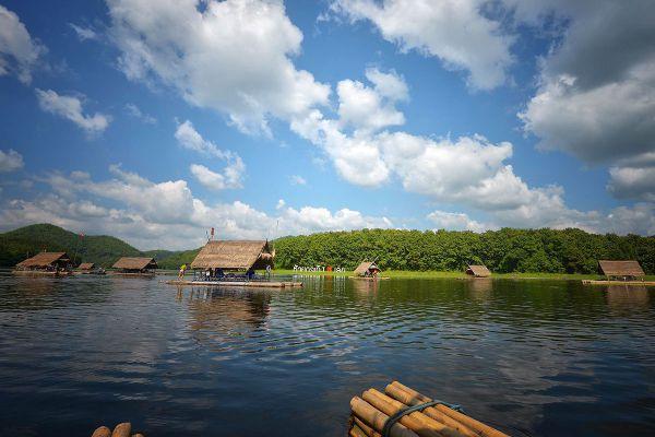 Huai Krathing Reservoir