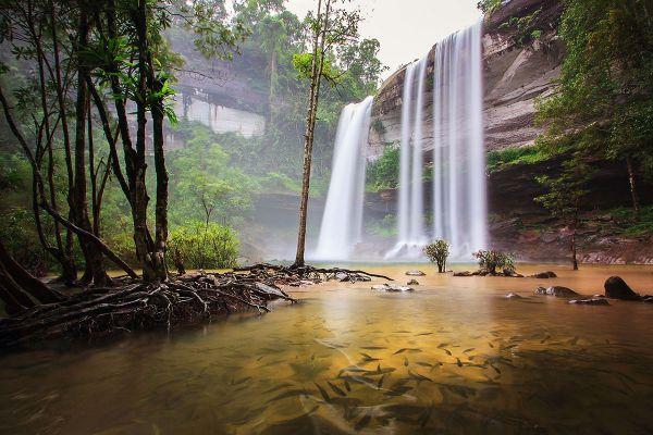 Huay Luang Waterfall