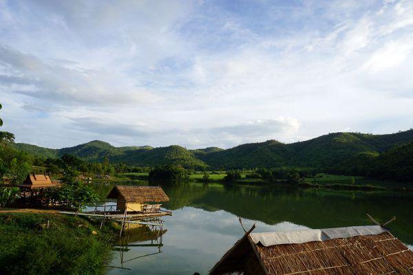 Hub Kao Wong Reservoir