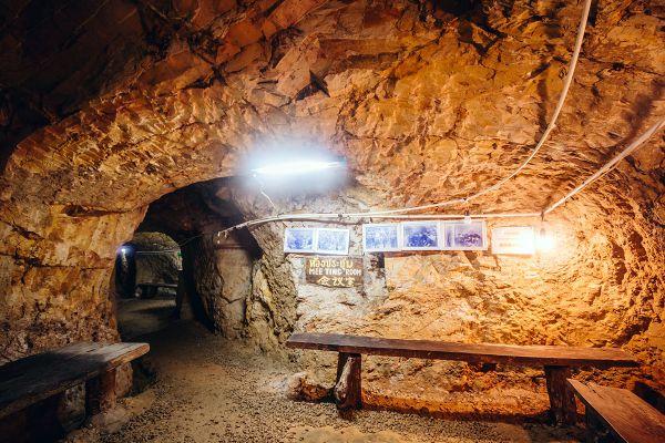 Khao Nam Khang Historic Tunnel