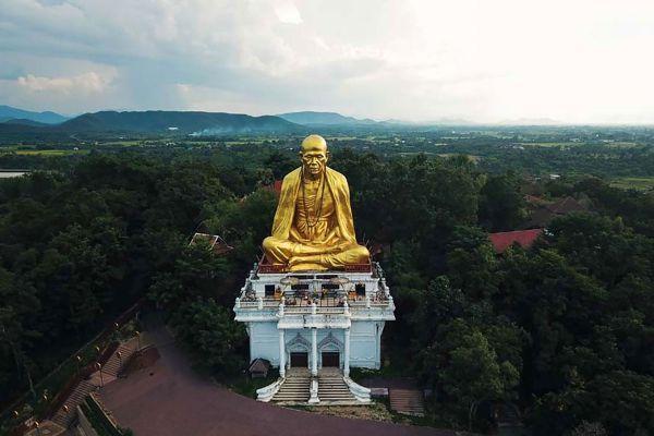 Khruba Sri Wichai Monument