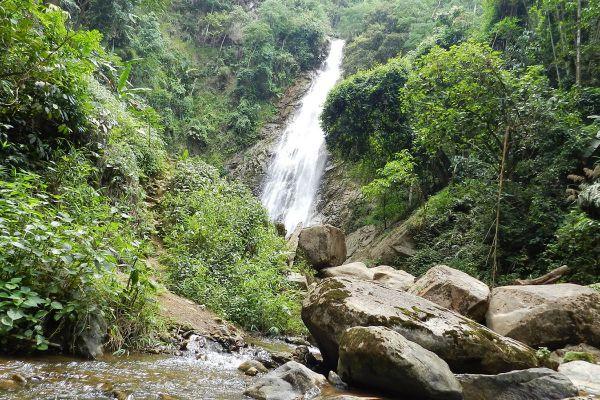 Khun Korn Waterfall Forest Park