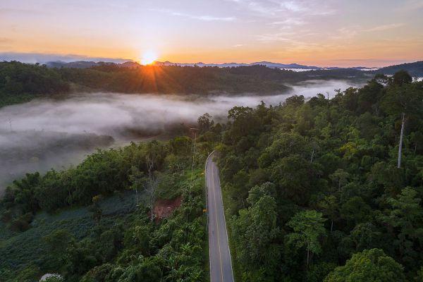 Khun Phawo National Park