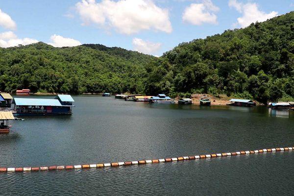 Kiew Lom Dam